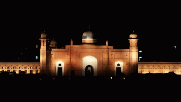 Lalbagh Fort – A Historical Haunted Place in Bangladesh