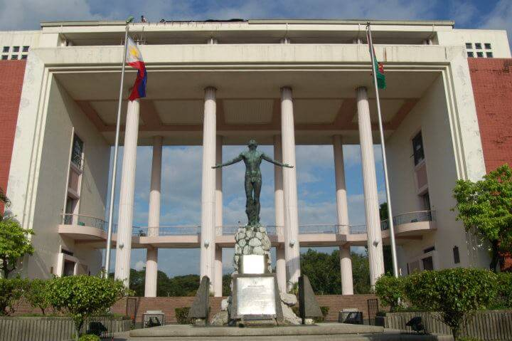 University of the Philippines: The Haunted College