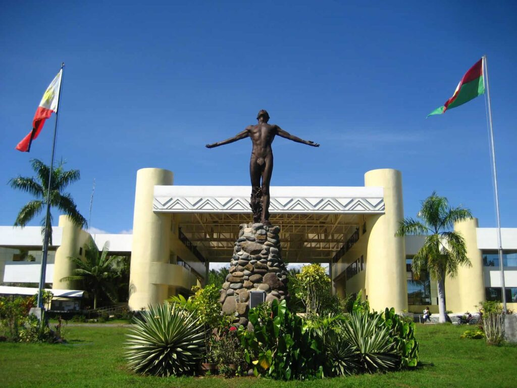 University of the Philippines statue
