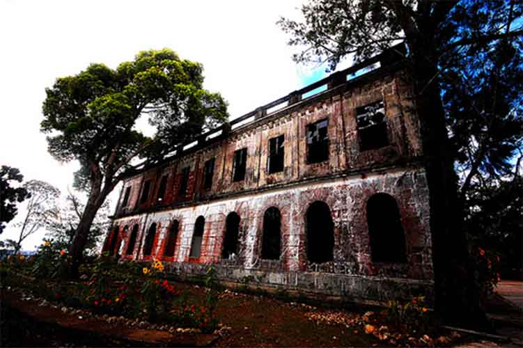 Famous Haunted Place in the PH: The Diplomat Hotel