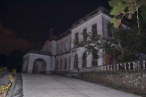 Haunted Diplomat Hotel at Domincan Hills