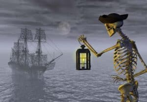 ghost ship sailor