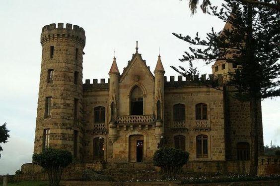 Haunted Marroquín Palace Colombia