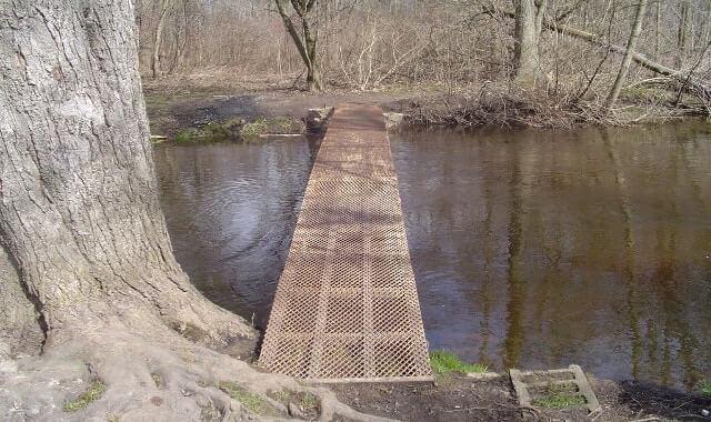 Hell's Bridge, Michigan - Haunted