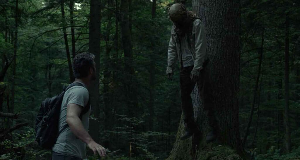 The Forest Horror Movie Screenshot