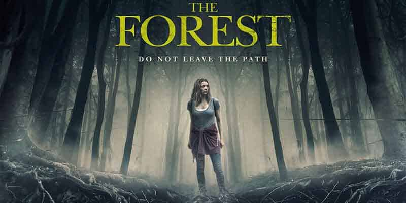 The Forest Haunted Movie Poster