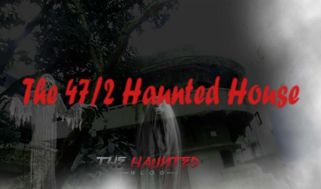 the 47/2 Haunted House Farmgate, Dhaka, Bangladesh