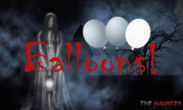 Balloons – A Different Ghost Story about Some Birthday Balloons in Dhaka