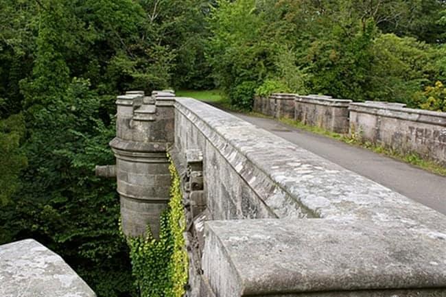 Free Photo Overtoun Bridge