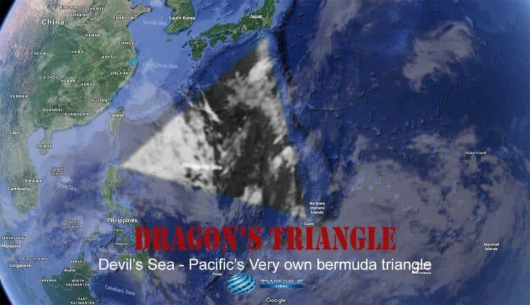 Exploring the Enigmatic Dragon's Triangle – Pacific's Very Own Bermuda Triangle