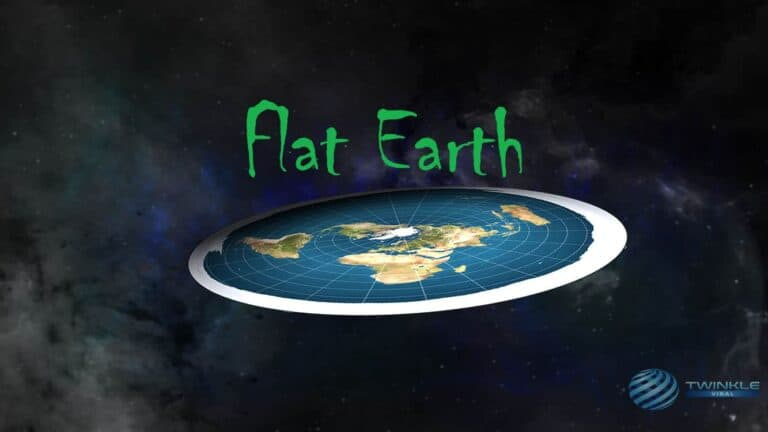 Why Some People still Believe that the Earth is Flat