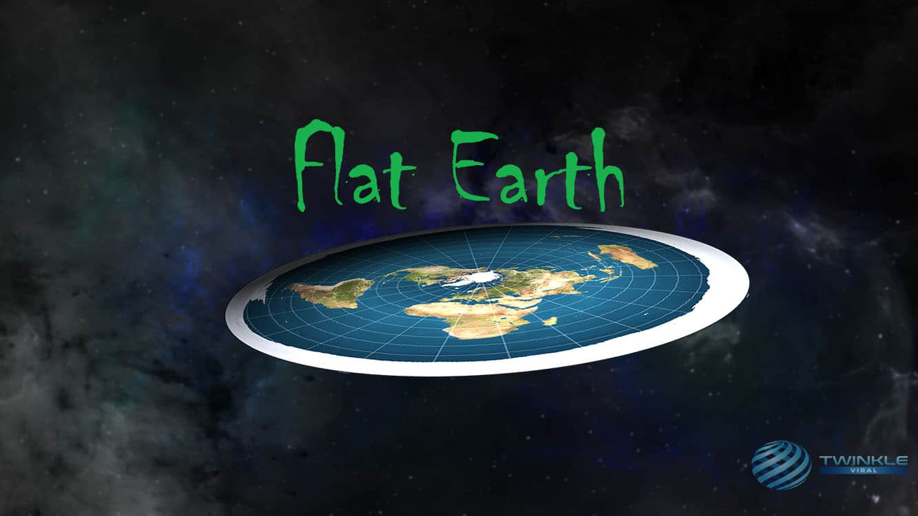 Reasons Why Some People still Believe that the Earth is Flat