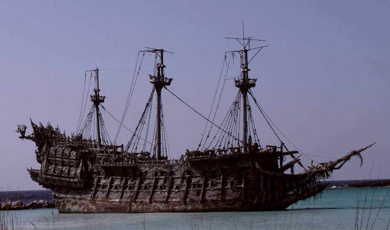 Flying Dutchman- A Ghost Ship