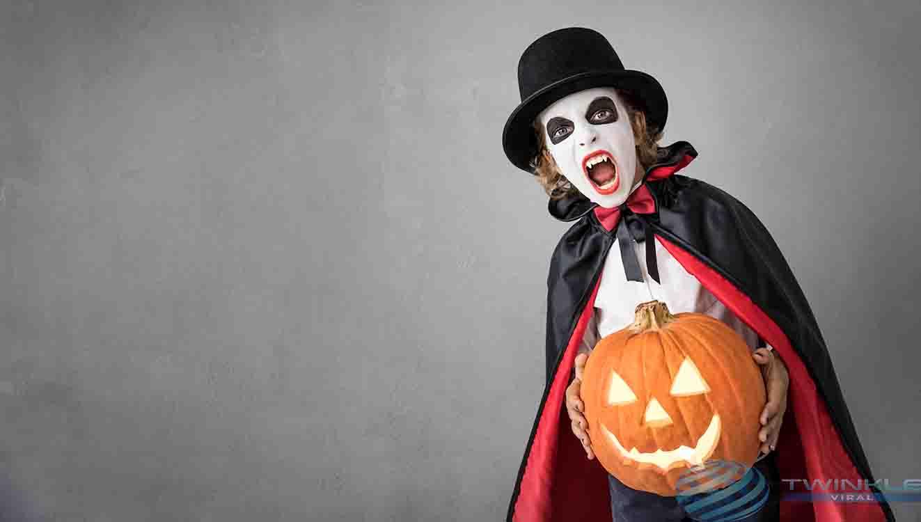 Pumpkin Vampire