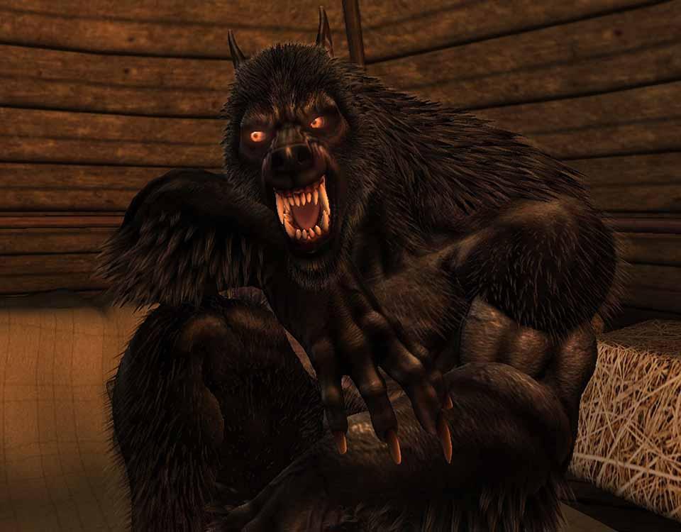 Werewolf Scary
