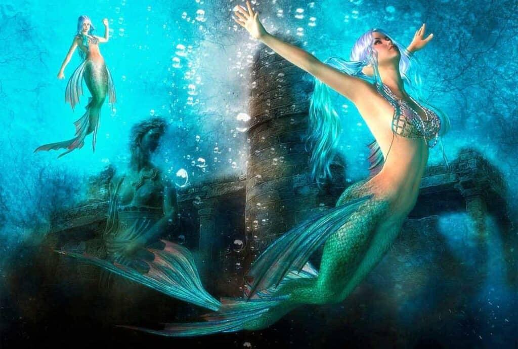 under ocean mermaid 2
