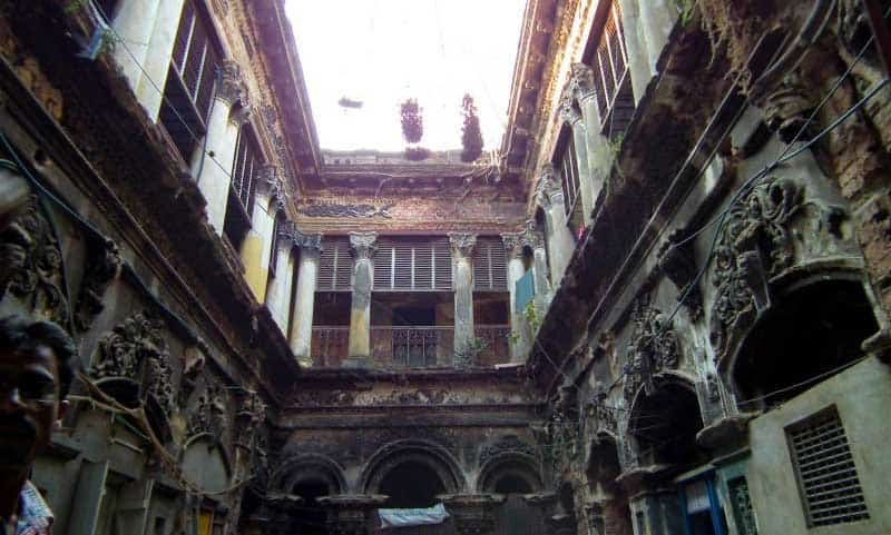 Haunted putulbari kolkata