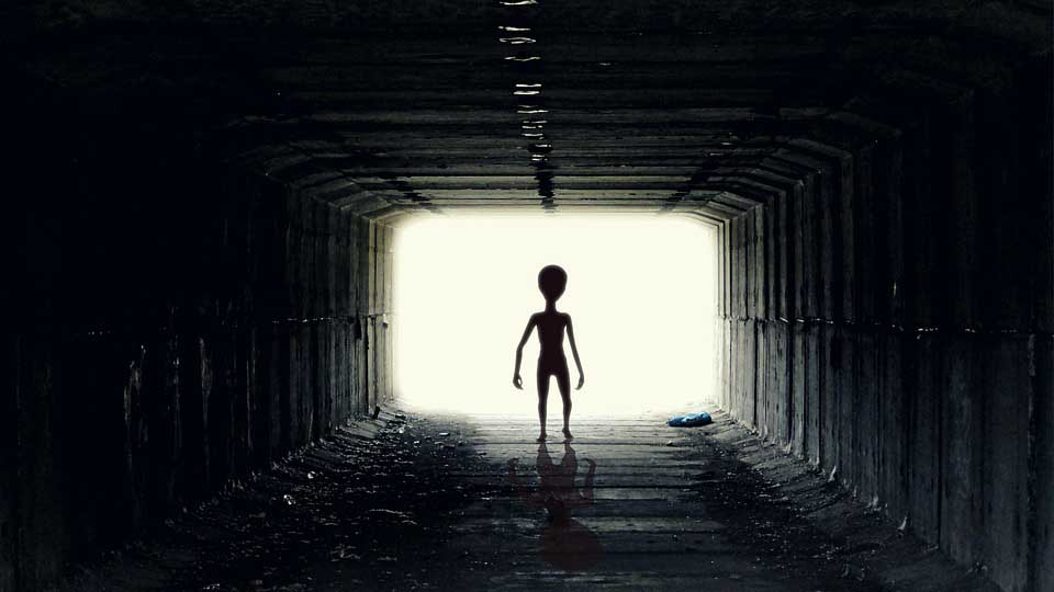 Alien - Sky People